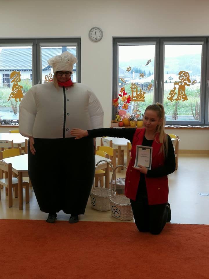 Zdrowe Przedszkolaki - Odwiedziny Dietetyka z Bonne Sante
