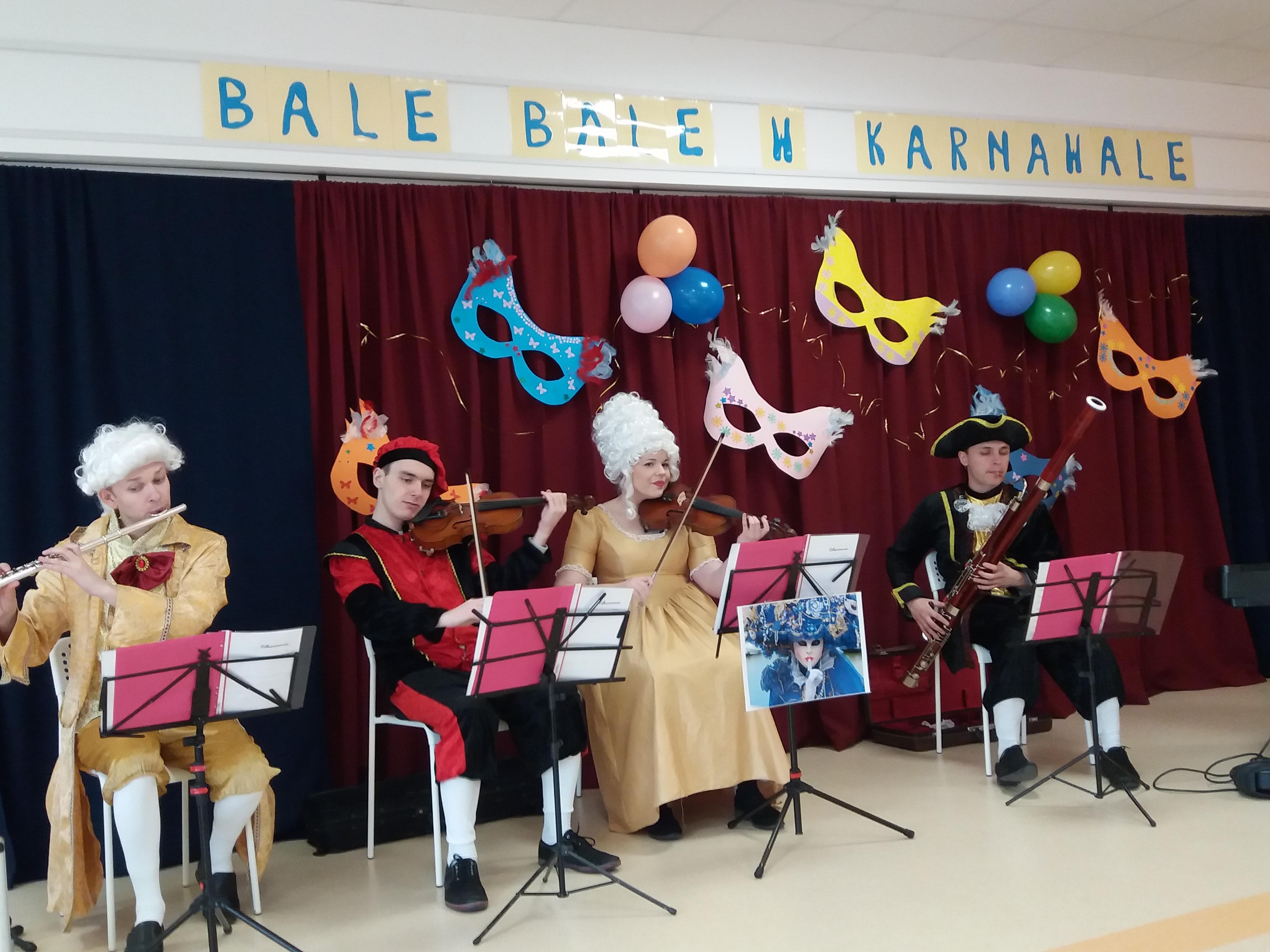 """""""Bale, nie tylko w Karnawale"""" z Mobilną Filharmonią"""