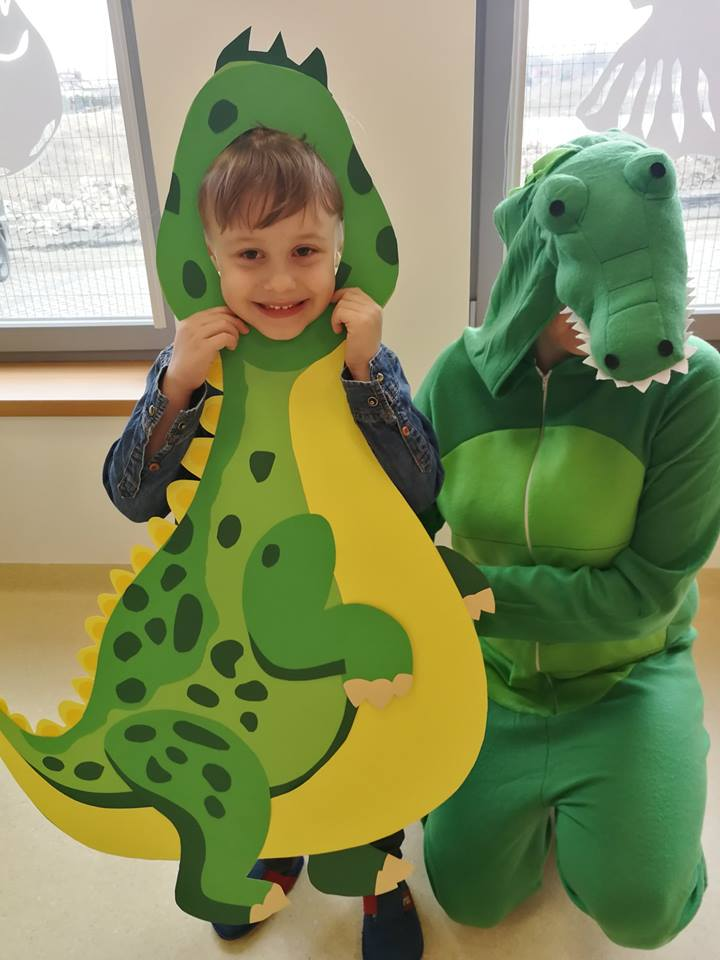 Dzień Dinozaura w Kolorowym Przedszkolu