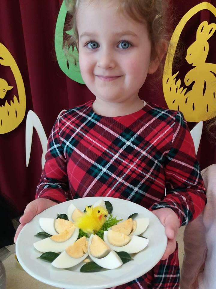 Śniadanie Wielkanocne w Kolorowym Przedszkolu i Żłobku